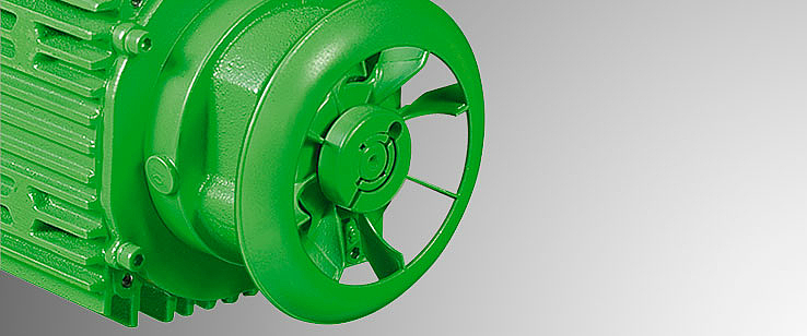 Brake of the ST chain hoist from STAHL CraneSystems