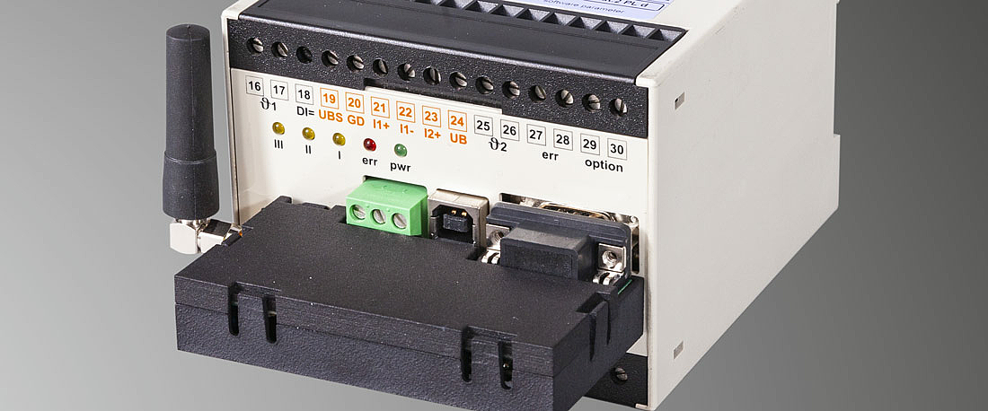 Detail: Remote Condition Monitoring RCM von STAHL CraneSystems