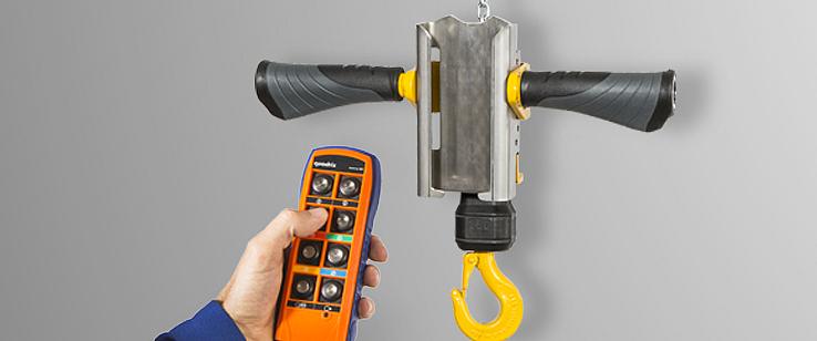 RMI RadioMOVEit radio remote control