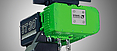 ST chain hoist from STAHL CraneSystems in standard green-black finish