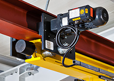STAHL CraneSystems makes no compromises when it comes to the manufacture of explosion-proof wire rope hoists: own research and development, own production and international approvals. And more than 140 years' experience.