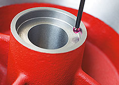 Close-up: STAHL CraneSystems – Quality control of all ATEX parts.