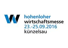 Logo Hohenloher Wirtschaftsmesse 2016