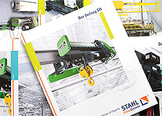 STAHL CraneSystems: brochures and flyers