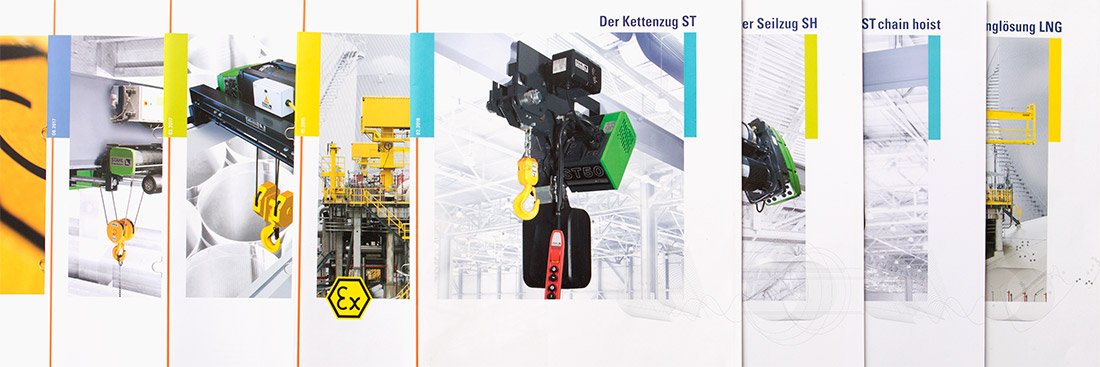 STAHL CraneSystems: product brochures