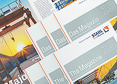 STAHL CraneSystems: customer magazines