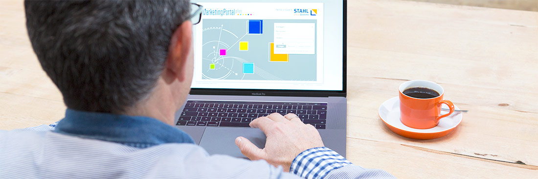 STAHL CraneSystems: MarketingPortal plus