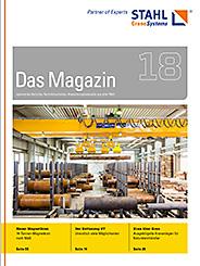Das eMagazin 18 von STAHL CraneSystems