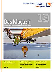 Das eMagazin 19 von STAHL CraneSystems